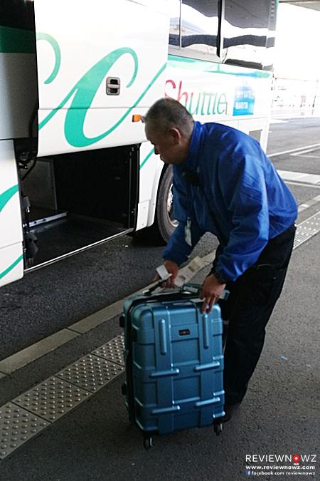 Keisei Bus Baggage