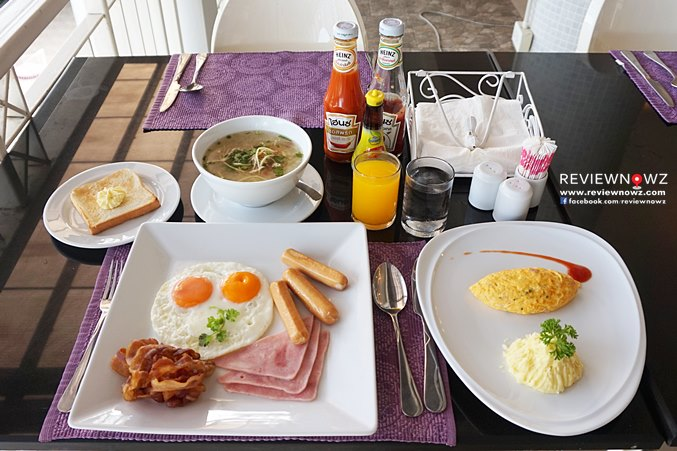 The Sea-Cret Garden Hua Hin Jinn & Juice Breakfast