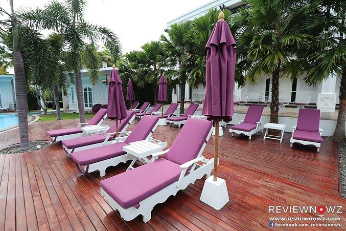 The Sea-Cret Garden Hua Hin Pool Chair