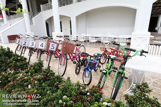 The Sea-Cret Garden Hua Hin bicycle