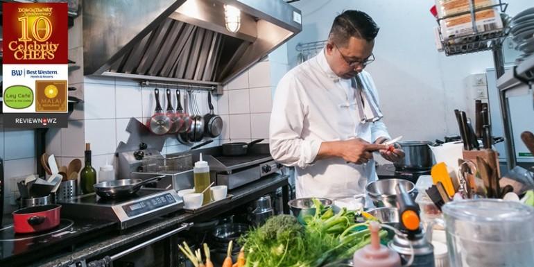 Cooking with 10 Celebrity Chefs – เมนูแรกกับเชฟเคน Masterchef Thailand