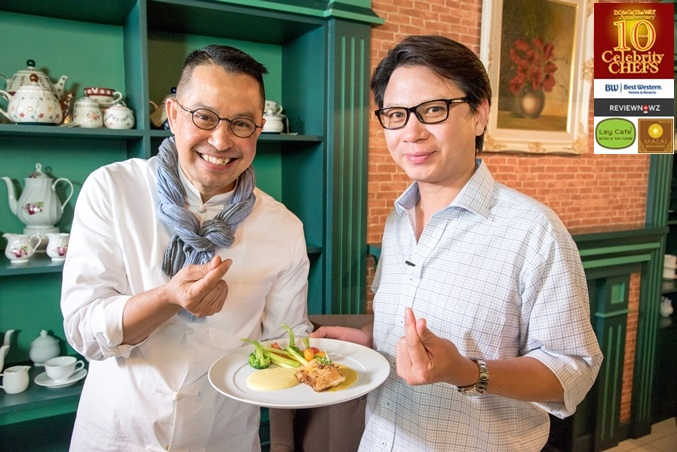 ep1 with chef ken masterchef thailand