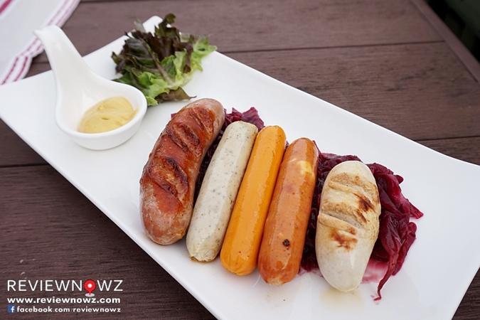 Mixed Sausage
