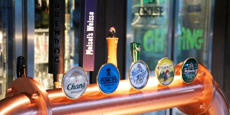 แหล่งแฮงเอาท์ล่าสุดเอาใจสาย craft beer ที่ Goji Terrace