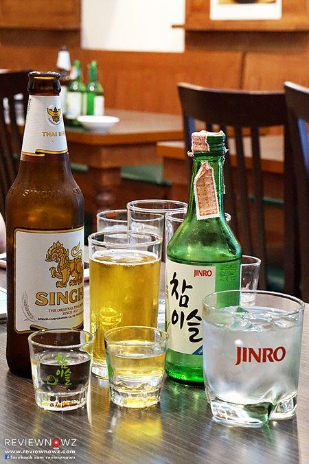 조방낙지's drinks