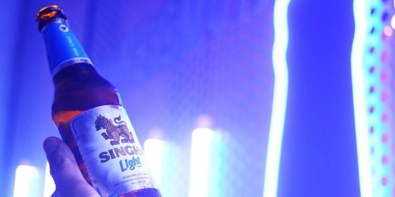 Life is Motion สนุกไปทุกจังหวะชีวิตกับ Singha Light ใหม่ นุ่ม ดื่มง่าย แคลอรี่ต่ำ