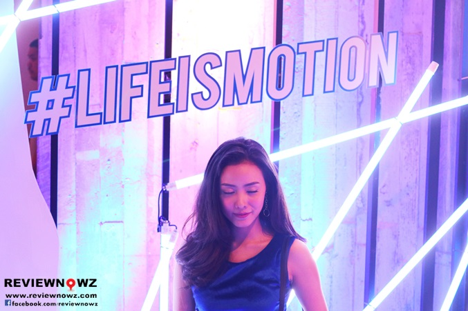 Life is Motion