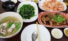 ร้านอาหารตึกแถวกับบรรยากาศจีนๆ วัตถุดิบเป็นๆ ที่ร้านอาหารแต้จิ๋ว เยาวราช