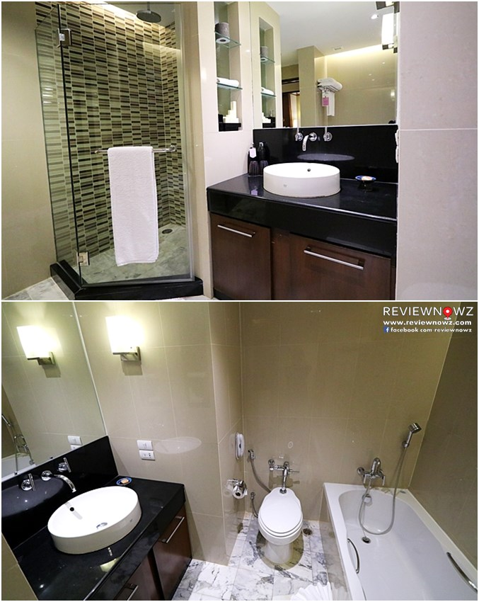 Executive Room -  restroom