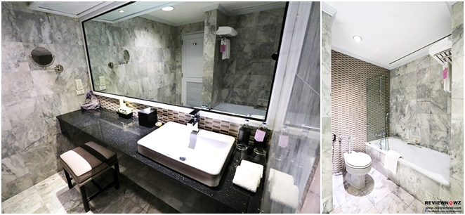 Siam Deluxe Room - restroom