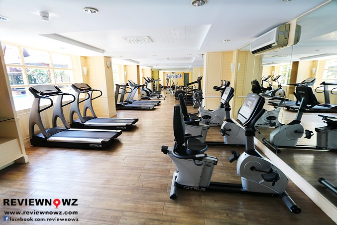 The Sukosol Hotel - Fitness Centre