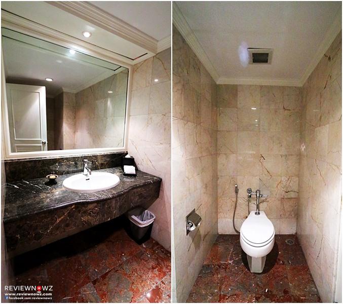 Sukosol Suite - toilet