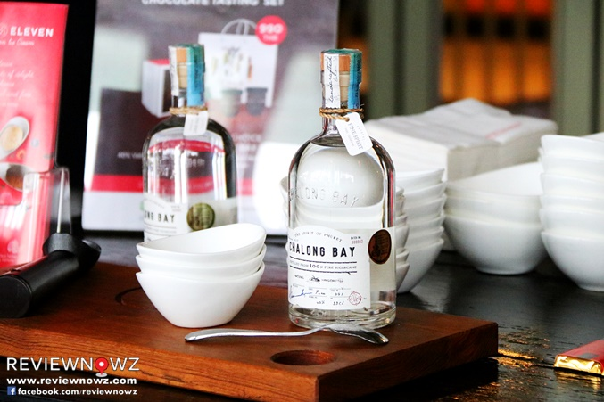 Below Eleven -  Chalong Bay Rum