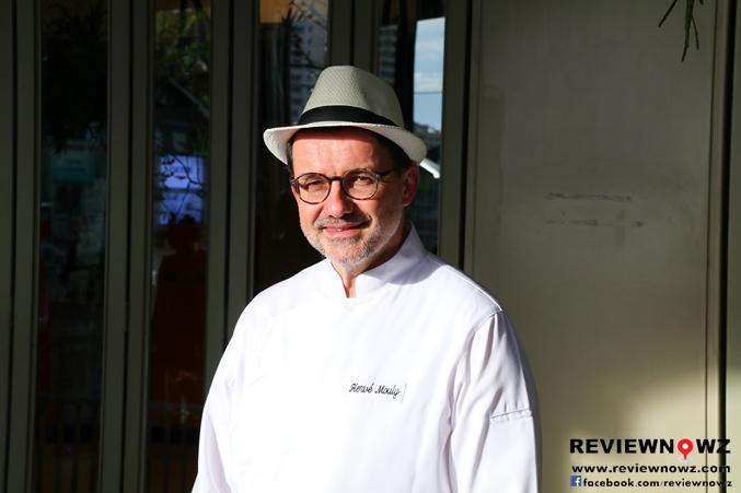 Chef Hervé MOULY