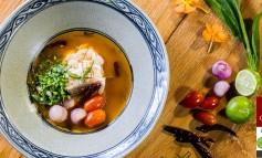 Cooking with 10 Celebrity Chefs - เมนูที่ 4 กับเชฟ หนุ่ม เชฟกระทะเหล็กประเทศไทย