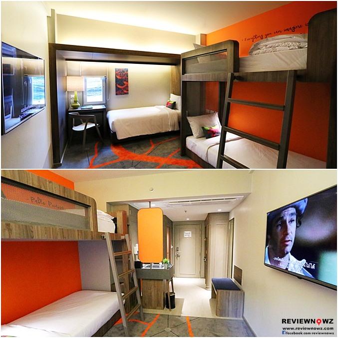 bis Styles Khaosan - Triple Room