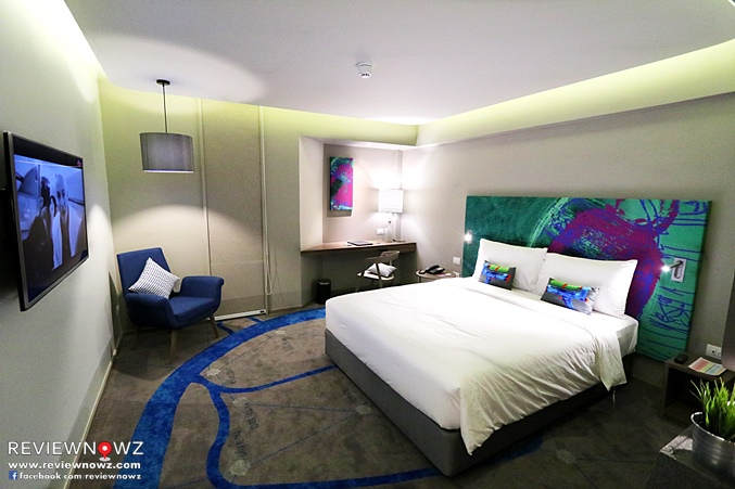 bis Styles Khaosan - Standard Room 1 King Bed