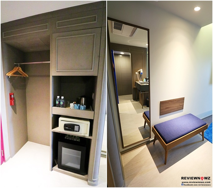 bis Styles Khaosan - Room Facilities