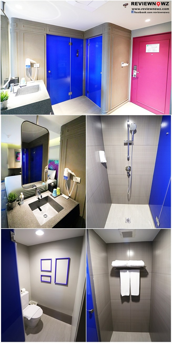 bis Styles Khaosan - Restroom