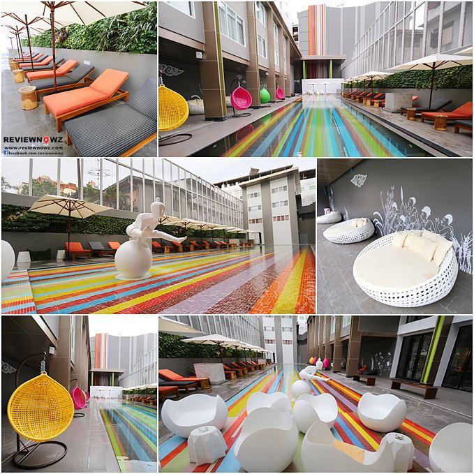bis Styles Khaosan -  Swimming Pool