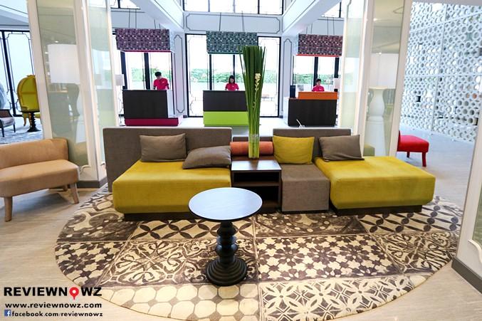 bis Styles Khaosan - lobby