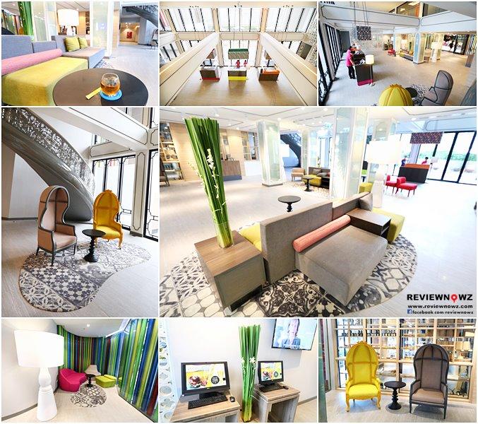 bis Styles Khaosan - lobby 2