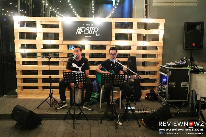 Element - live band The Voice Thailand