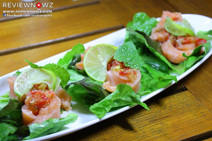 Salomon Spicy Salad