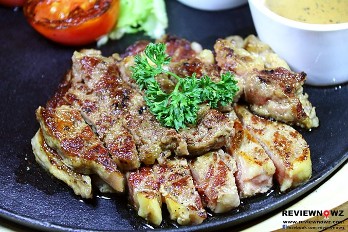 Grill U.S. Rib Eye Steak
