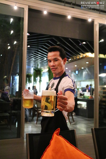 Element - Singha Draft Beer Buffet