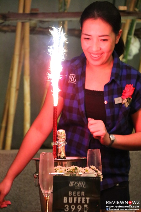 Element - 1 get 1 sparkling wine