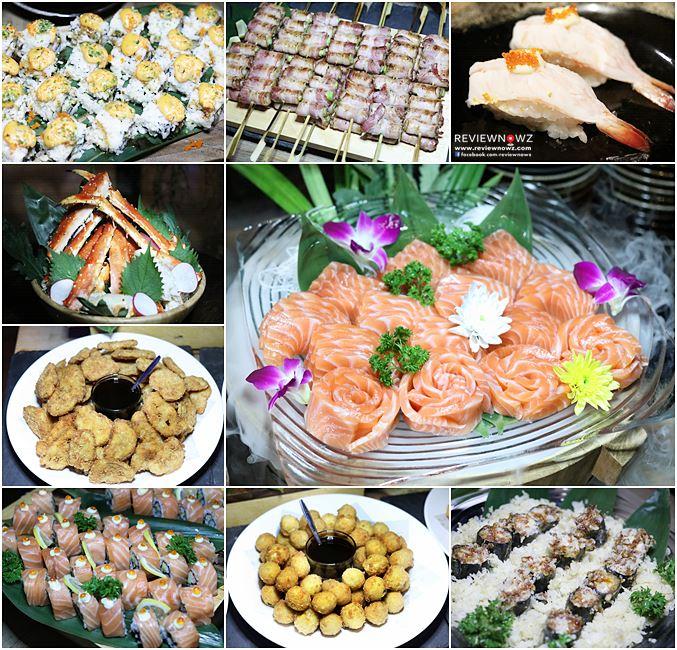 Food : AINU Bar 2 Anniversary
