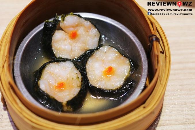 Shrimp Seaweed Rolls