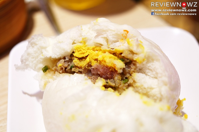 Steamed Minced Pork Buns
