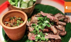 อาหารสองร้อยกว่าบาทได้บรรยากาศสวยๆและอาหารสุดแซ่บผ่านเชฟสุดจี๊ดที่ Metro on wireless, Hotel Indigo Bangkok
