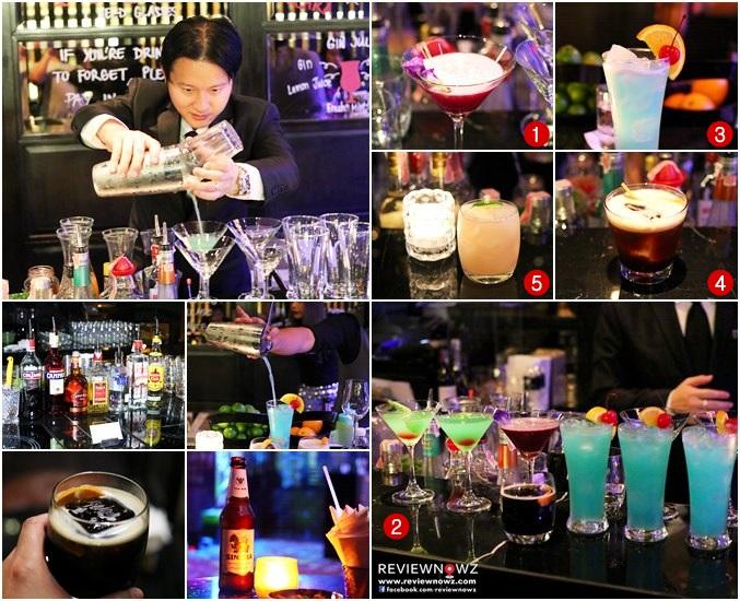Drinks : Manhattan Bar