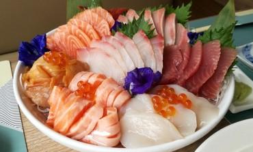 ไปทานให้เคลียร์กับบุฟเฟ่ต์ตัวท็อป Super Premium Buffet 1199 ที่ Gojuu Sushi