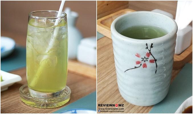 Green Tea Refill