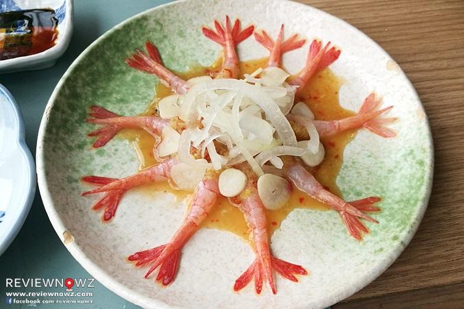 Ama Ebi Seafood Wasabi Sauce