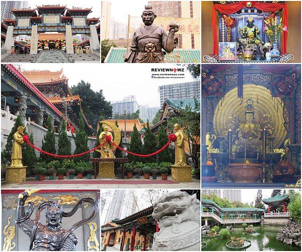 Sik Sik Yuen Temple