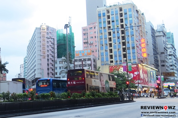 MTR Bus