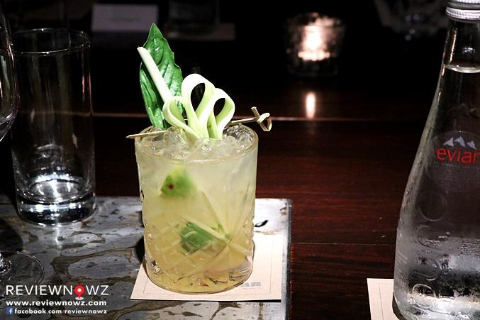 Thaipirinha Cocktail