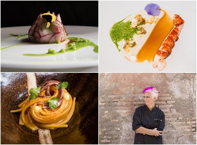 Chef Cristina Bowerman's Dishes