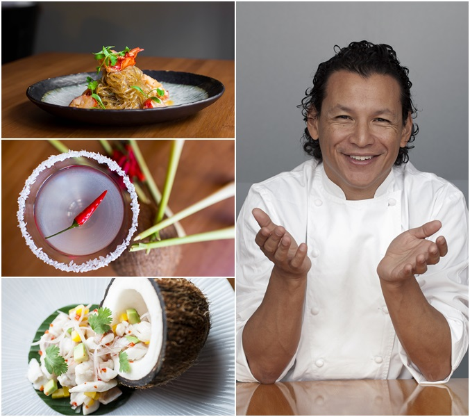 Chef Bobby Chinn's Dishes