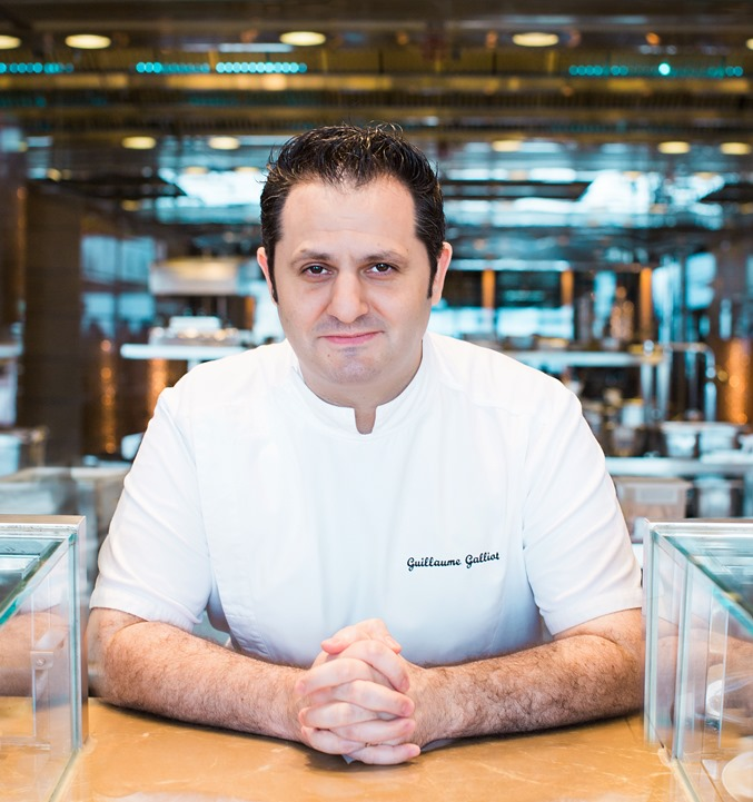Chef Guillaume Galliot
