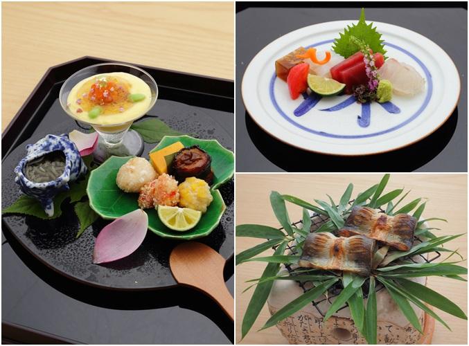 Chef Hiroaki Ishizuka's Dishes