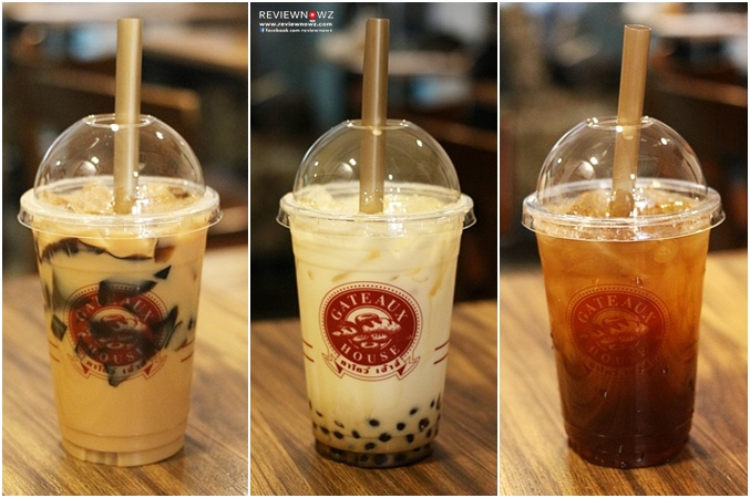 Taiwanese Drinks