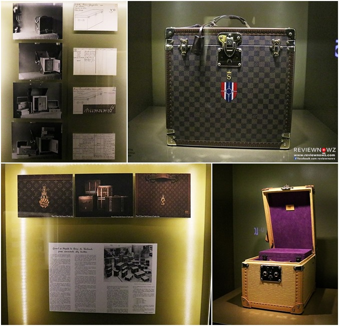 A celebration of Louis Vuitton's past