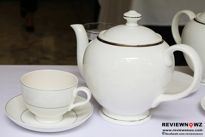 Afternoon Tea Pot