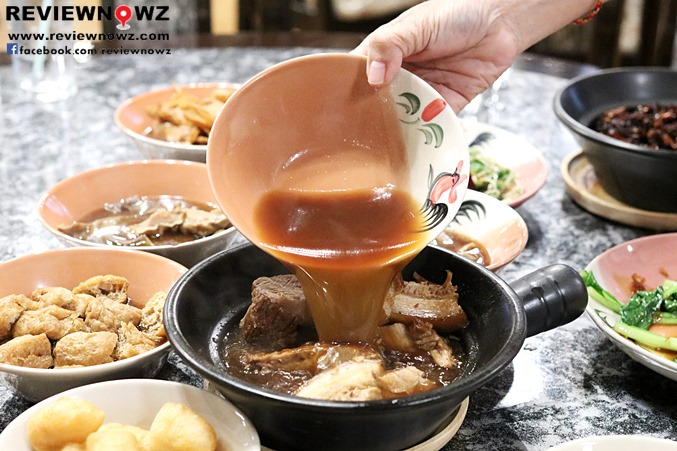 Claypot Bak Kut Teh Soup